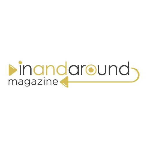 In and Around Magazine Logo